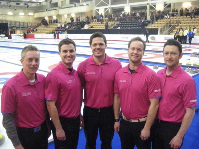 Team Balsdon (CCA Photo)
