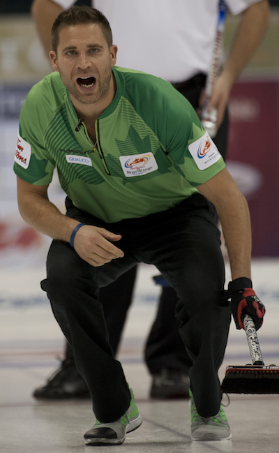 John Morris picked up his third win at the Roar of the Rings on Tuesday night. (Photo, CCA/Michael Burns)