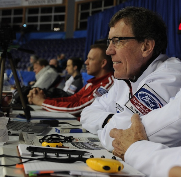 Rick Lang will serve as the Coach for Team North America at his fourth straight WFG Continental Cup. (Photo, CCA/Michael Burns)