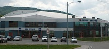 The Pepsi Centre in Corner Brook will be the location for the men's and women's finals.