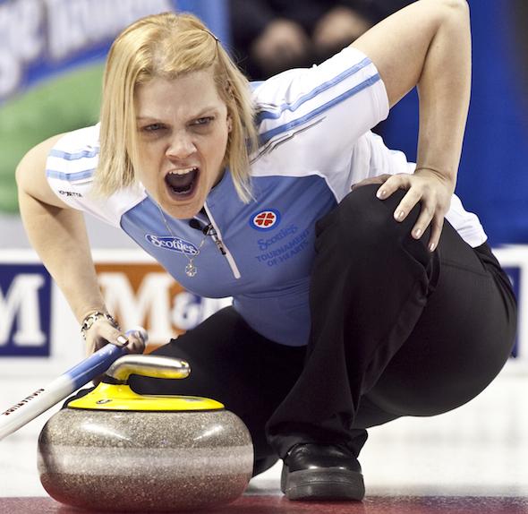 Allison Ross will represent Quebec at the 2014 Scotties in Montreal. (Photo, CCA/Andrew Klaver)