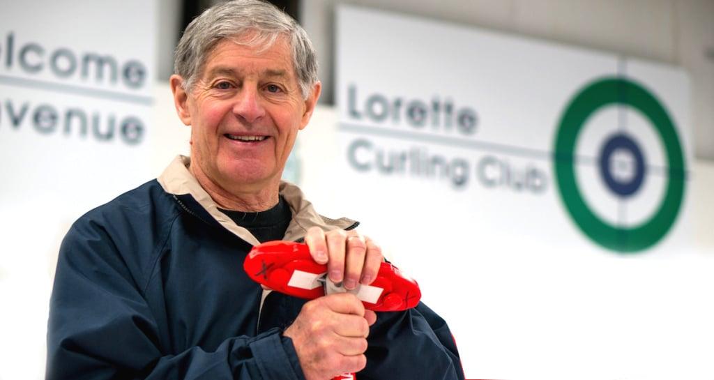 2015 CCA Volunteer of the year Harvey Lyons (Photo courtesy of H. Lyons)