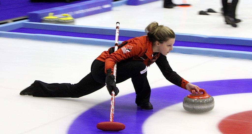 Team Canada's Breanne Meakin (Photo Brian Chick)