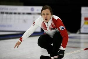 Kelsey Rocque (Photo WCF/Richard Gray)