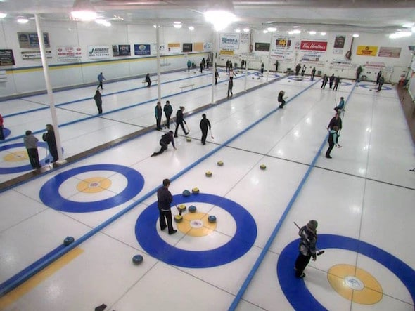 The Alberni Valley Curling Club in Port Alberni, B.C., was a successful applicant for the Curling Assistance Program.