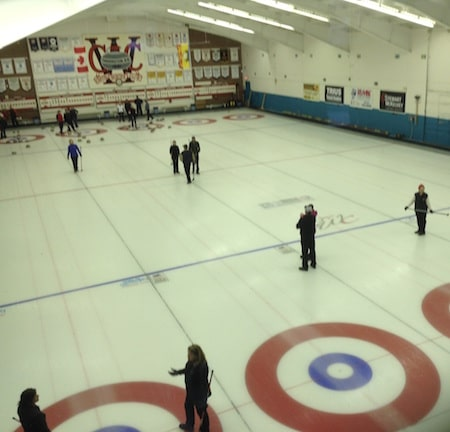 The Capital Winter Club in Fredericton.