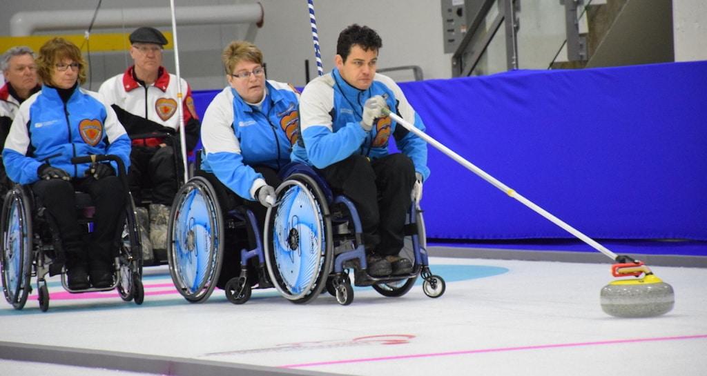 Team Quebec (Photo Morgan Daw)