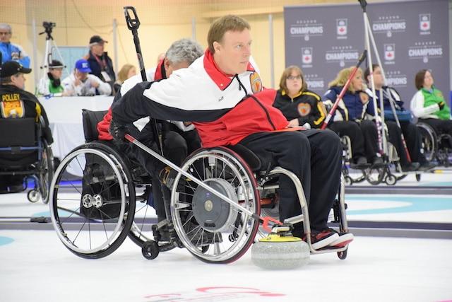 Ontario's Chris Rees (Photo Morgan Daw)