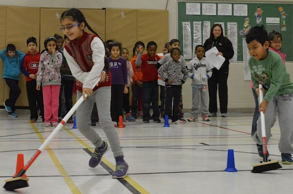 The Curling Canada Rocks & Rings program will be growing as a result of a record $2-million donation to For The Love of Curling.