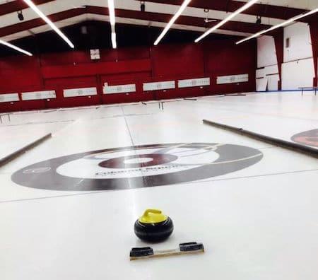 Canada's top mixed doubles teams will be on the Nutana club ice next spring. (Photo, courtesy Nutana CC)