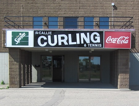 The Callie Club in Regina will welcome the 2016 Canadian Wheelchair Curling Championship next April.