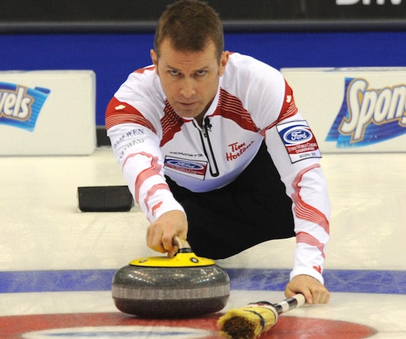 Jeff Stoughton will serve as the manager of Curling Canada's mixed doubles program. (Photo, Curling Canada/Michael Burns)
