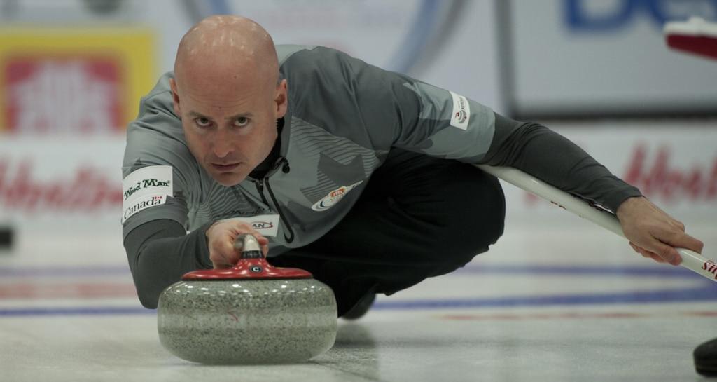 Kevin Koe (Photo CurlingCanada/Michael Burns)
