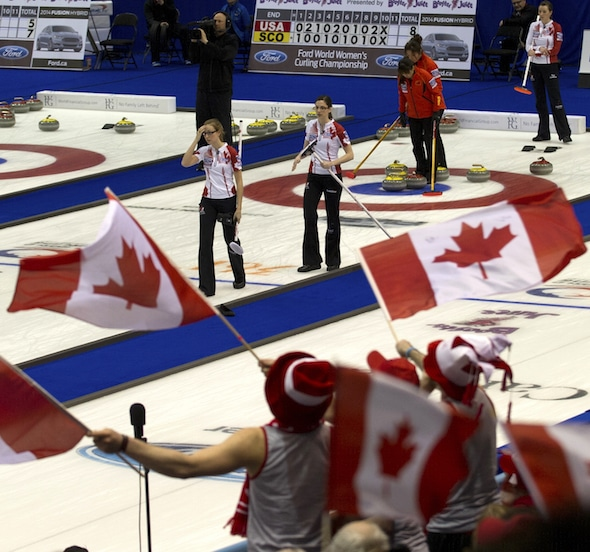 The 10 winners of the 2015 Curling Canada Foundation Scholarships have been decided. (Photo, Curling Canada/Michael Burns)