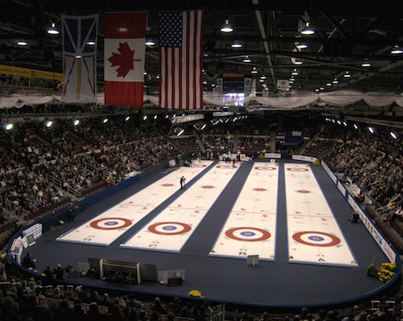 Mile One Centre played host to the 2005 Scotties Tournament of Hearts.