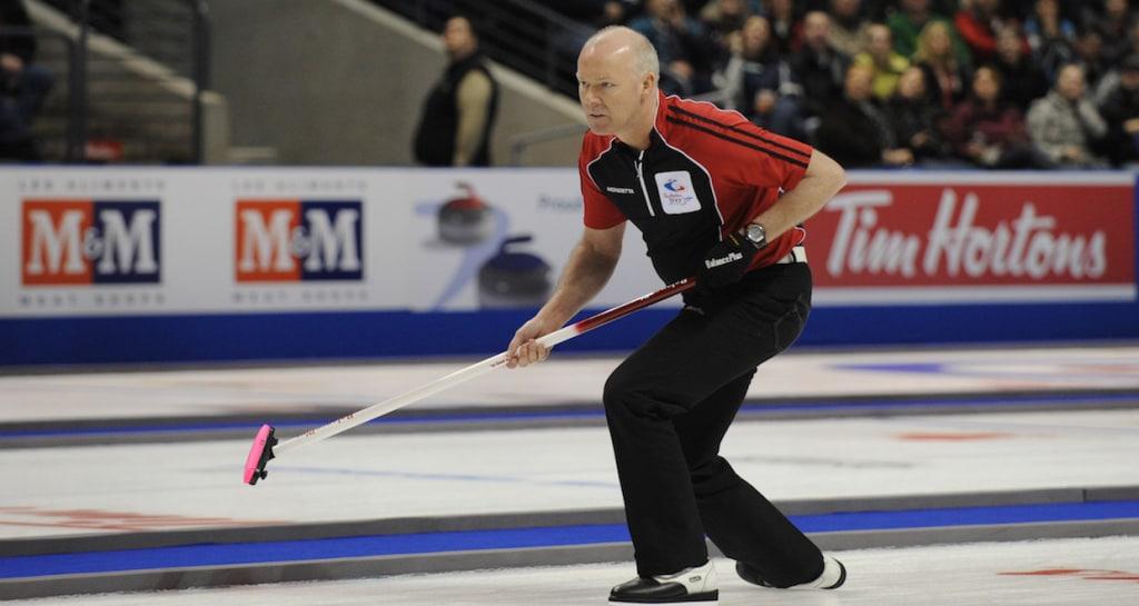 Glenn Howard (Curling Canada/Michael Burns photo)