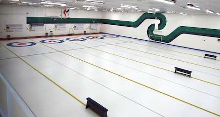 The Esquimalt Curling Club.
