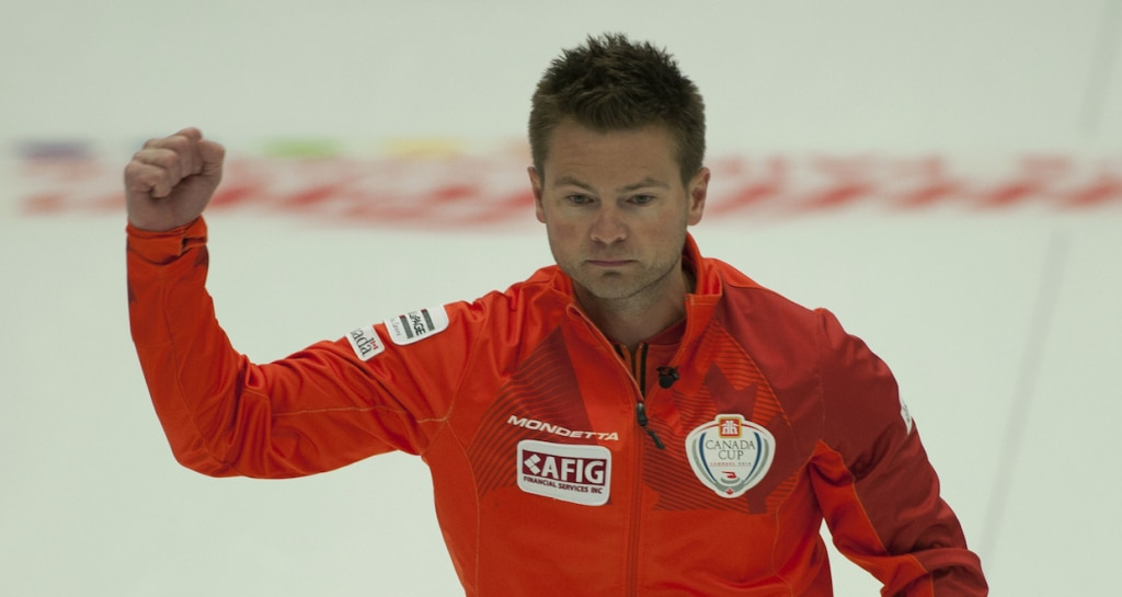 Mike McEwen was back to his winning ways (Curling Canada/Michael Burns Photo)