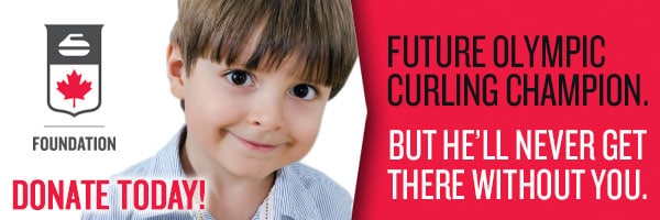 Curling Canada Foundation - Donate Today