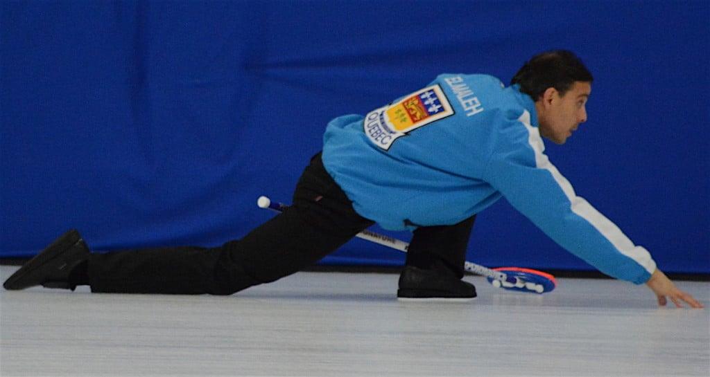 (Curling Canada/Sonja DiMarco Photo)