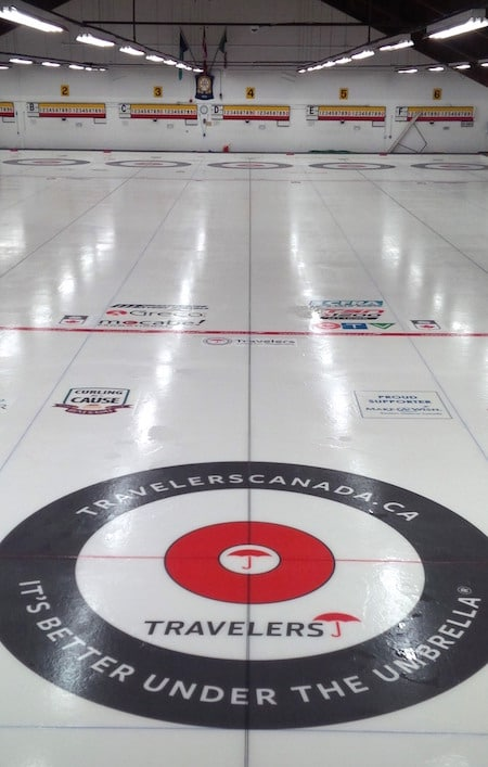 The seventh Travelers Curling Club Championship begins Monday at the Ottawa Hunt and Golf Club