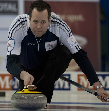 Jamie Murphy won his third Nova Scotia title on Sunday. (Photo, Curling Canada/Michael Burns)