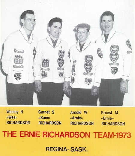 Ernie-Richardson-Team-1973-c1