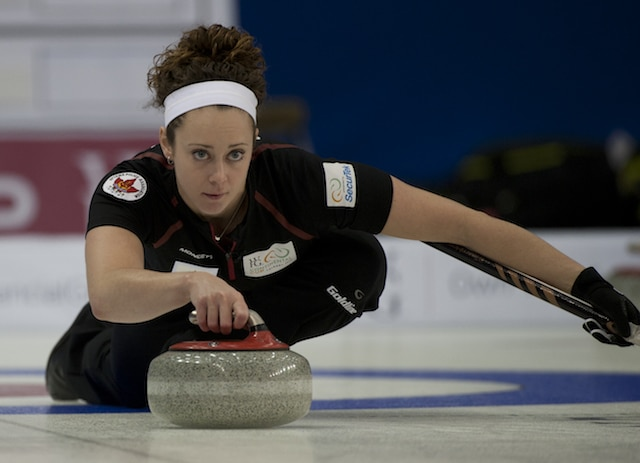 World Financial Group Continental Cup Calgary, AB 2015 Team Canada Second Joanne Courtney CCA/michael burns photo