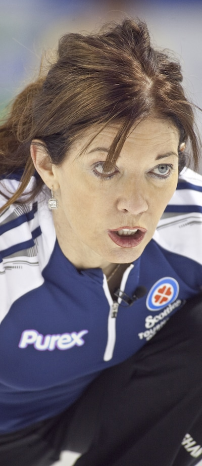Colleen Jones will be the home-province hopeful when the 2016 Everest Canadian Seniors kick off Monday in Digby. (Photo, Curling Canada/Andrew Klaver)