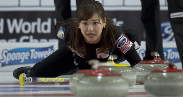 Japan keeps on rolling at 2016 Ford Worlds   Curling Canada