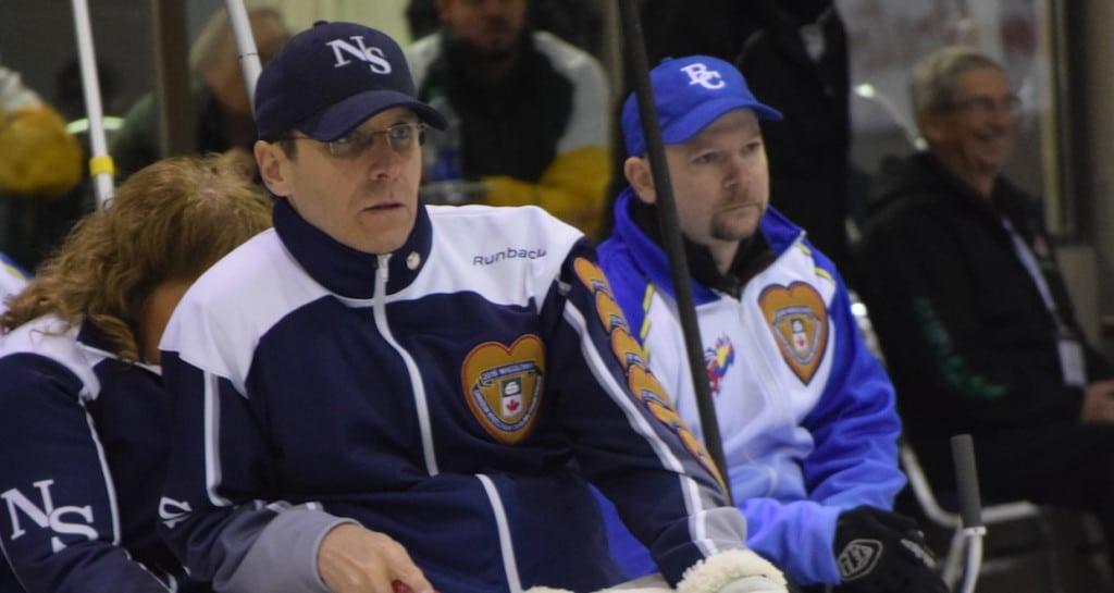 Nova Scotia skip Trendal Hubley-Bolivar (Curling Canada/Morgan Daw photo)