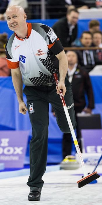 World Men's Curling Championship 2016, Basel, Switzerland