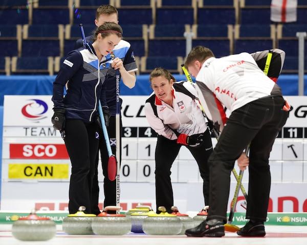 World Mixed Doubles Championship 2016, Karlstad, Sweden