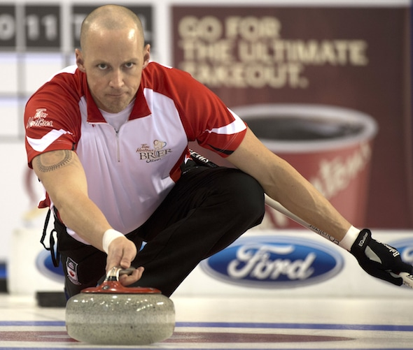 Nolan Thiessen will be joining Curling Canada as a consultant. (Photo, Curling Canada/Michael Burns)