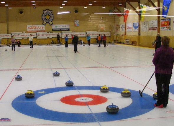 Curl Moncton will co-host the inaugural Canadian Under-18 Curling Championships next April. (Photo, Courtesy Curl Moncton)