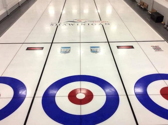 The 2018 Canadian Junior Curling Championships are headed to Shawinigan, Que. (Photo, Courtesy Club de curling de Grand-Mère)