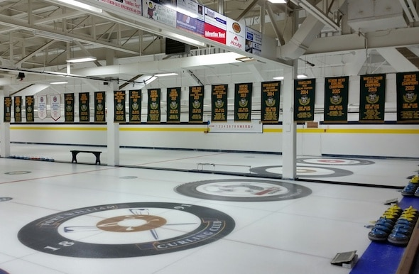The Fort William Curling Club will play host to the 2017 U Sports-Curling Canada Canadian University Curling Championships. (Photo, courtesy Fort William Curling Club)