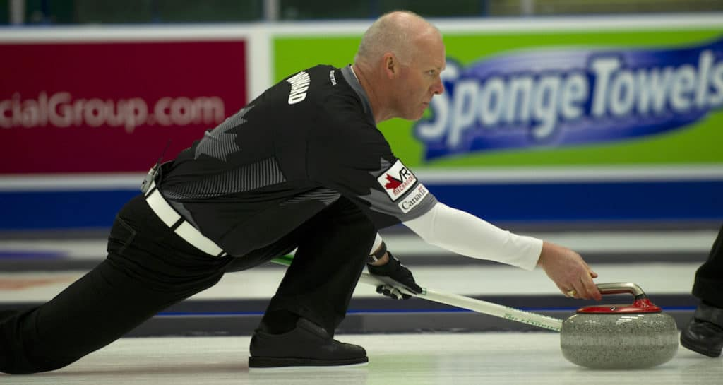 2014 Home Hardware Canada Cup of Curling, Camrose, Glenn Howard, CCA/michael burns photo