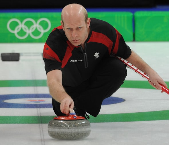 Exterior: Canada's Kevin Martin To Join World Curling Hall Of Fame