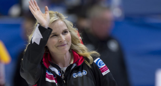 olympic medallists score wins  ford world womens curling championship curling canada