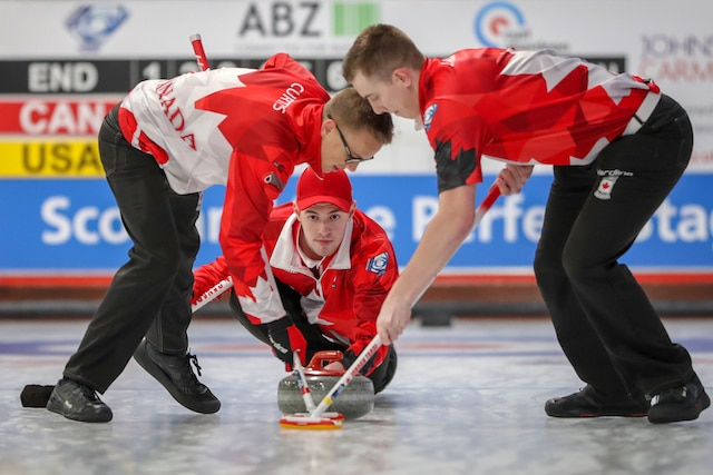 Team Canada's Tyler Tardi advances to gold medal final at World