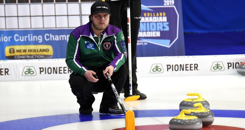 Curling Canada Smith Brings Canada Winter Games