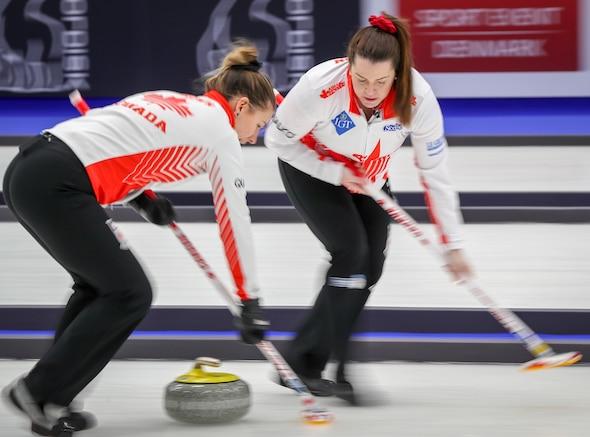 U.S. Turns Back Team Canada At World