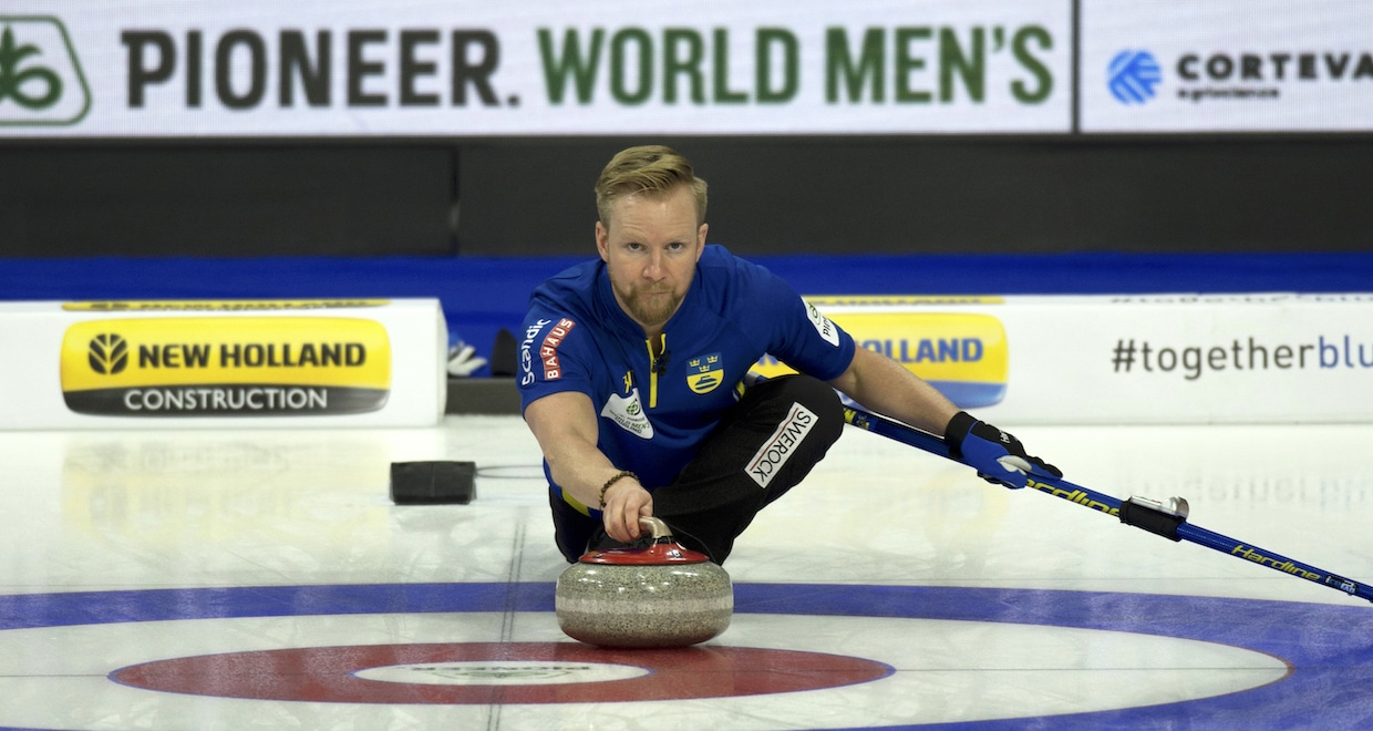 Lethbridge Ab Mar 31, 2019 Pioneer Men's World Curling