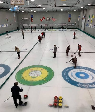 Three Successful Applicants Announced In Revamped Curling