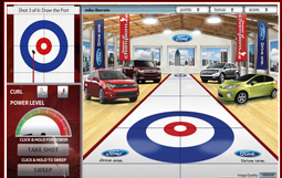 2010 Ford Hot Shots Online Game
