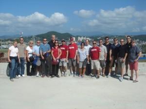 The COC Sochi Site Visit Team