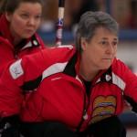Newfoundland and Labrador skip Joanne MacDonald