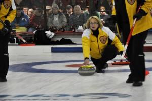 Heidi Hanlon of New Brunswick