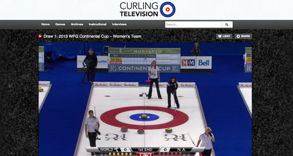 Curling dating